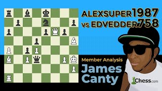 Chess Master Analysis: Defense In Closed Positions