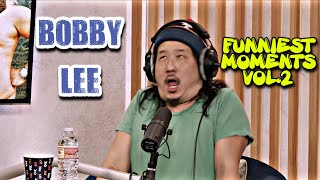 Download lagu Bobby Lee | Funniest Podcast Moments Vol.2 (Whiskey Ginger, TFATK, 2 Bears 1 Cave)