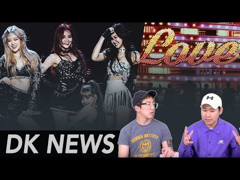BLACKPINK at Coachella BTS views deleted Abortion Ban Abolished in Korea D-K News