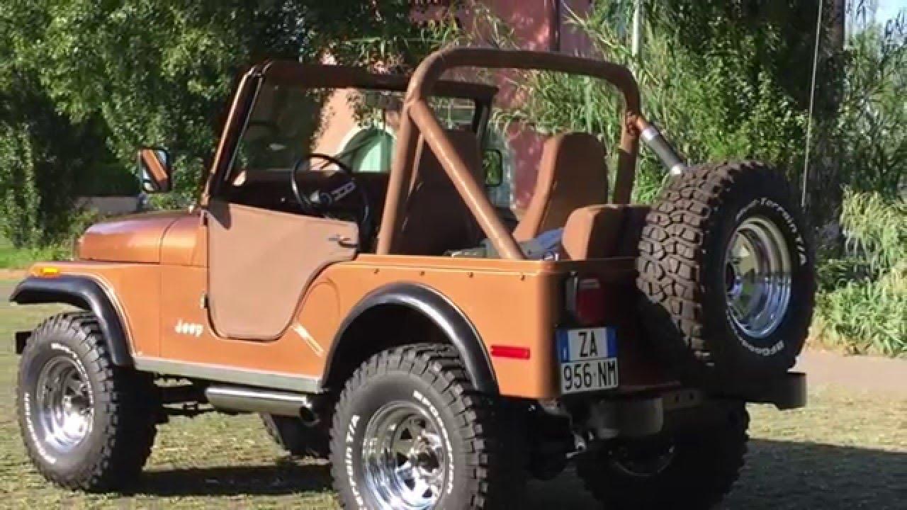restauro jeep renegade v8 cj5 total rebuild frame off alessio bartoloni youtube [ 1280 x 720 Pixel ]