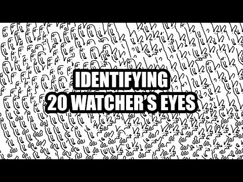 Identifying and Pricing 10 Watcher's Eyes: Part 5 & 6