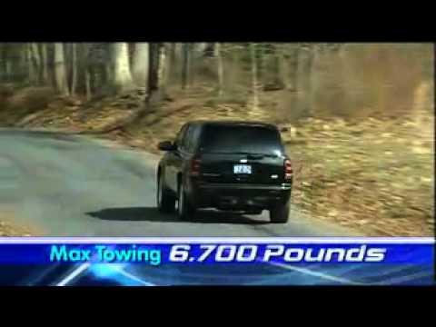 2006 Chevrolet TrailBlazer SS Video Review