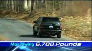2006 Chevrolet TrailBlazer SS Video Review