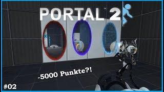 Minus 5000 Kollaborationspunkte?!   Portal 2   #2