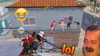 Best Trolling Of Noobs Ever 🤣👊 | PUBG MOBILE FUNNY MOMENTS