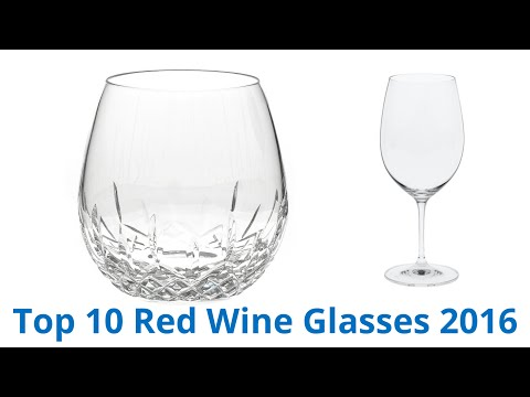 10 Best Red Wine Glasses 2016