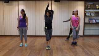 "Zumba Choreo ""Banno Tera Swagger"" By Vijaya Tupurani"