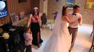 Наталья и Даниил Процкие песня для жениха и невесты!!!!