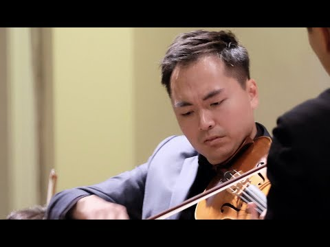 [NYCP] Tabakova - Suite in Old Style for Viola (Andy Lin, viola)