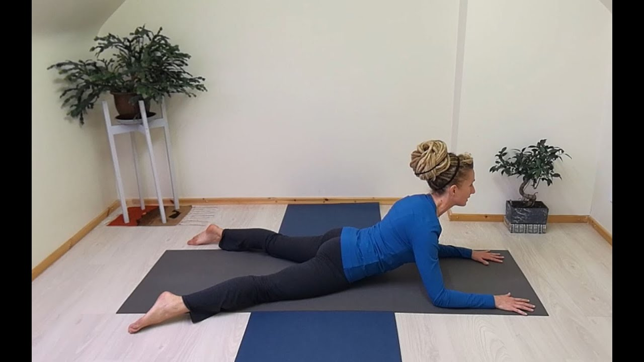 Prone Exercises for Lumbar Lordosis - Pilates Exercises for Lower Back Pain