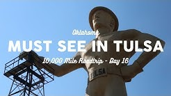 Things to Do in Tulsa, OK | 10K Road Trip Vlog Day 16