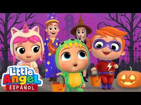 Cancin de Halloween para nios    Beb Juan en Espaol