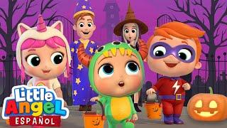 Canción de Halloween para niños 🎃 | Bebé Juan en Español