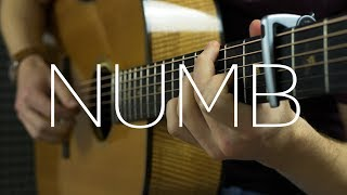 Linkin Park Numb - Fingerstyle Guitar Cover.mp3