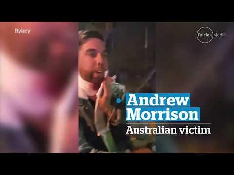 Australian victim recounts London Bridge attack