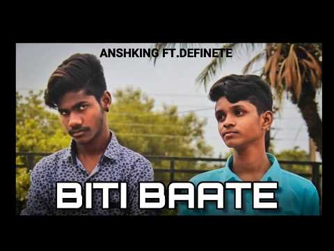 BITI BAATE | official rap song | ANSHKING ftl | AC MUSIC PRODUCTION | MUSIC BY SONU
