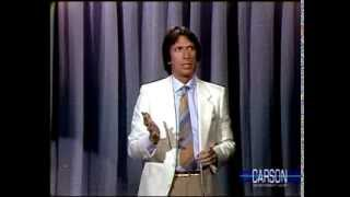 David Brenner Stand Up Comedy Routine on Johnny Carson's Tonight Show - 1983