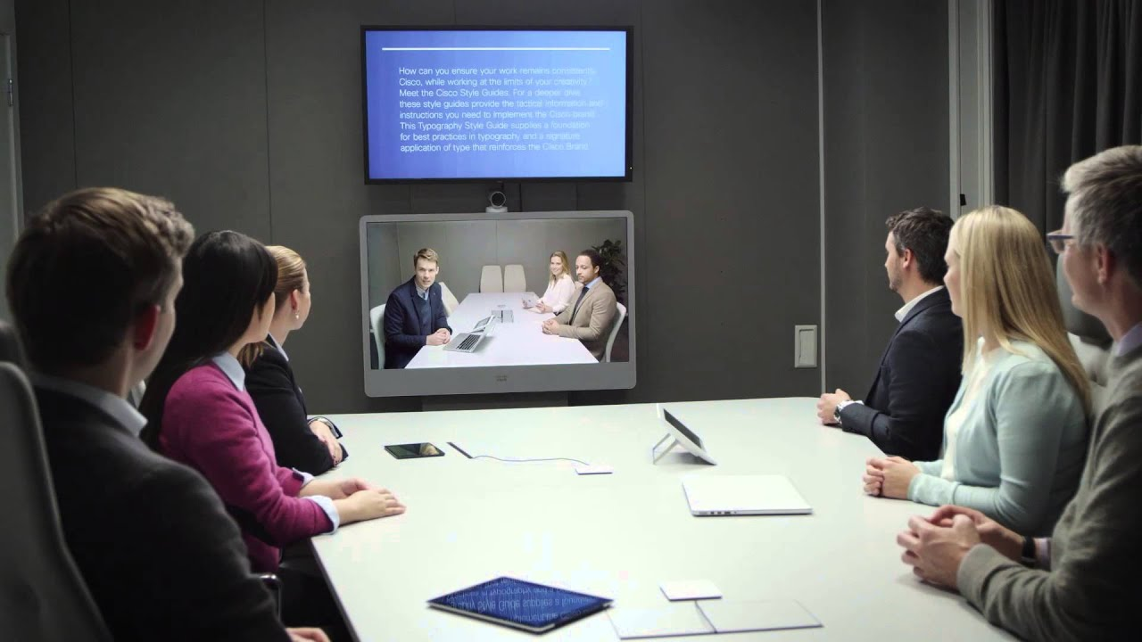 Video Enable Every Meeting Room With The Cisco MX300 G2   YouTube Part 89
