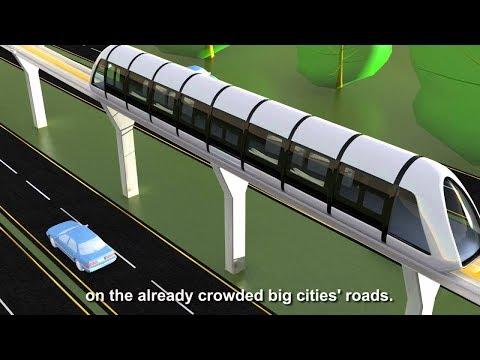 Vì sao Tàu Đệm Từ mới STCM là phương tiện giao thông vận tải công cộng hiện đại nhất th