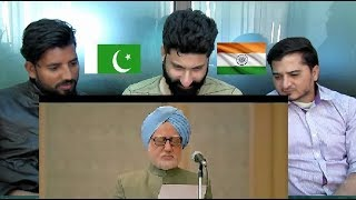 Pakistani Reaction to The Accidental Prime Minister | Official Trailer | Ab bus reaction