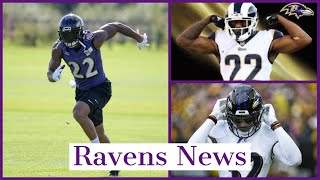 Interesting week for the Ravens: Losing Elliot, Trading for Marcus Peters and Jimmy Smith practicing