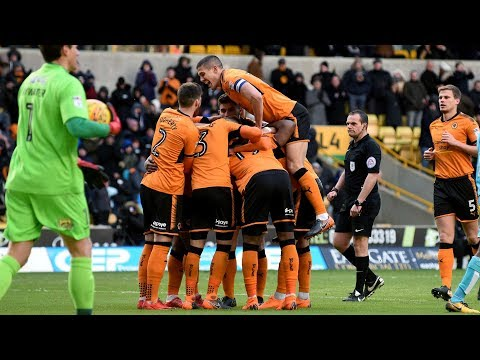 HIGHLIGHTS | Wolves 3-1 Burton Albion