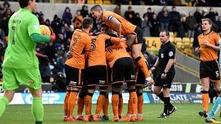 HIGHLIGHTS | Wolves 3-1 Burton Albion