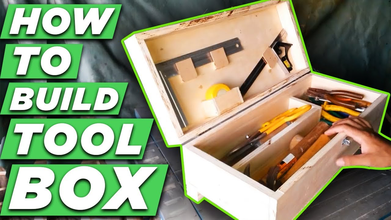 Download How To Build A Wooden Toolbox