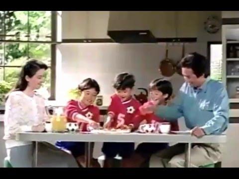 純アリス 三浦浩一 三浦孝太 三浦涼介 P&G なつかしいCM 1993年