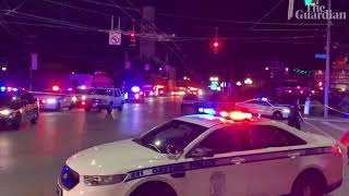 Dayton shooting: police confirm nine dead in second US mass shooting in 24 hours