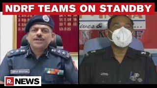 Cyclone Tauktae: NDRF's Anupam Srivastava \u0026 Ran Vijoy Kumar Speak On Preparedness