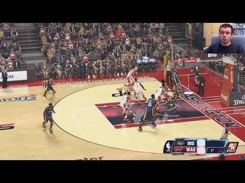 Washington Wizards - Indiana Pacers || NBA 2K14 #21 (XONE) Español || PLAYOFFS 2014