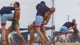 नेहा कुमारी vs सलीम खान कुश्ती दंगल प्रतियोगिता || Boy Vs Girl Fight 2018
