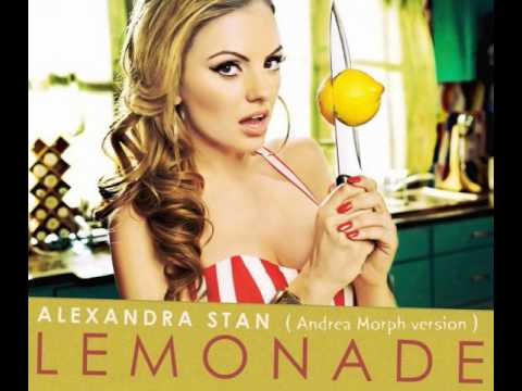 Alexandra Stan - Lemonade (Andrea Morph Italian Version) [Andry J Club Mix]