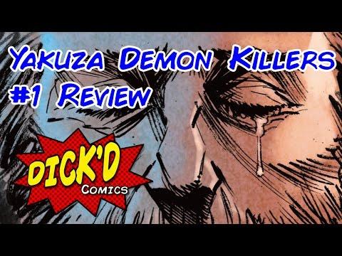 Yakuza Demon Killers #1 Review
