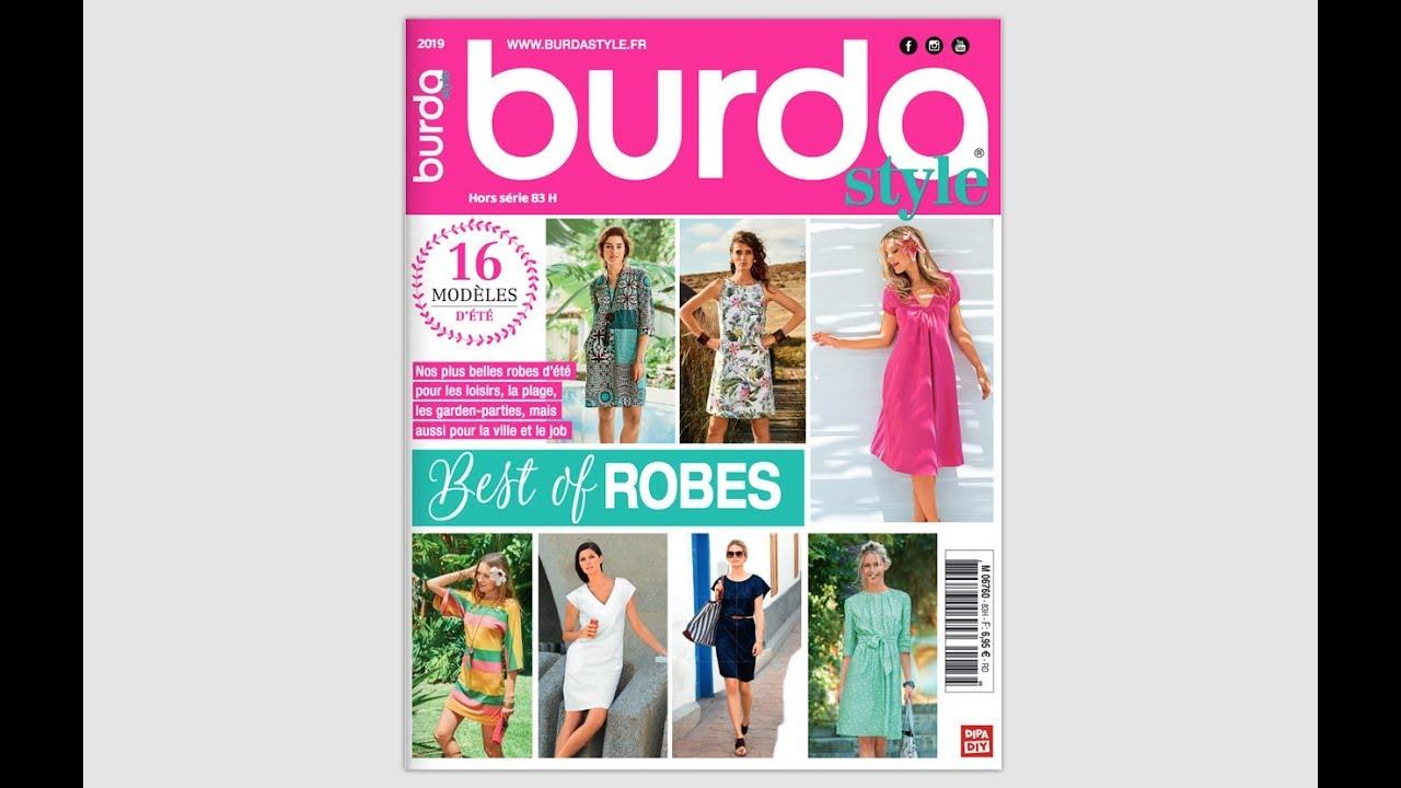 Burda Style HS - BEST OF ROBES 2019