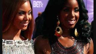 Beyonce Knowles ft Kelly Rowland - Angel Video