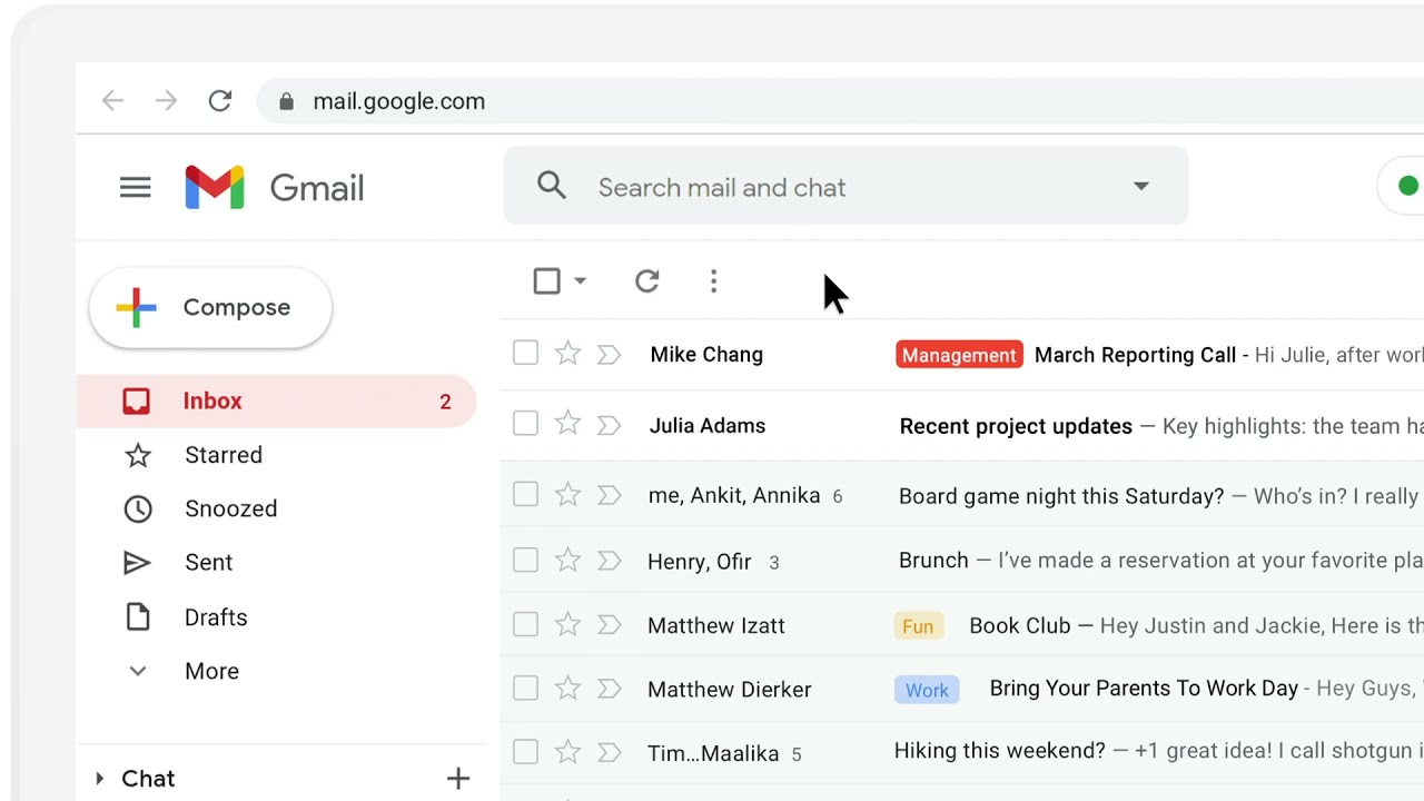 How to: Undo send in Gmail