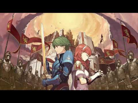 Fire Emblem Echoes: Shadows of Valentia - Omen (Opening Theme)