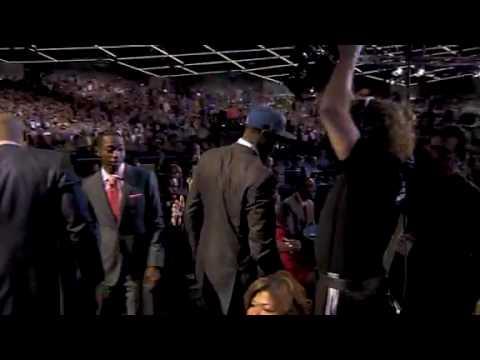 NBA  Draft 2010 - Behind the scenes of the 2010 NBA Draft