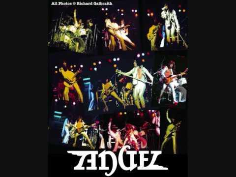 Angel-  Santa Monica Civic Auditorium, Ca 6/29/76