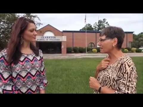 Interview with founder of Clarkton School of Discovery