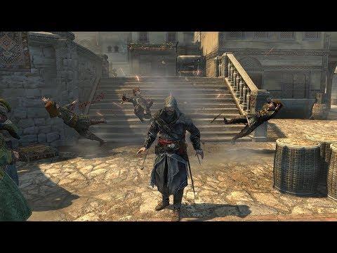 AC Revelations VS AC 4 Black Flag (Stealth Kills)