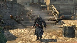 AC Revelations VS AC 4 Black Flag (Stealth Kills)