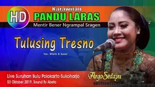 Download Mp3 Tulusing Tresno Karawitan Pandu Laras Sragen