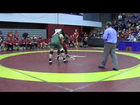 2015 Canada West Championships: 100 kg Baldwin Asala vs. Daniel Oloumi