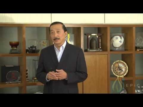 Special Epic Message From Billionaire, Tan Sri Vincent Tan