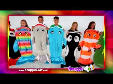 Official Snuggie Tails Tv Commercial Youtube