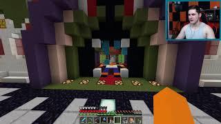 """Minecraft #245 - """"Kiedy koniec sezonu + polowanie na creepery!"""""""