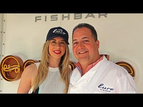 Josh Capon / Lure Fishbar